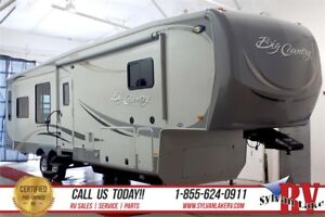 2011 Heartland Big Country 3450TS – You Deserve the Very Best