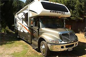 '08 Conquest Super C Diesel - low kms - towing heavy? this is it