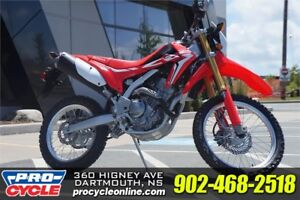2018 Honda CRF 250L ONLY $5299