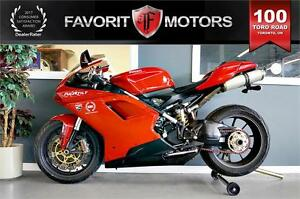 2010 DUCATI 1198 | FULLY SERVICED | BRAND NEW BATTERY