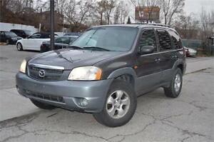 2002 Mazda Tribute ES • Great Conditions