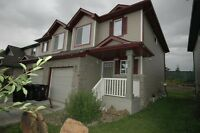 Gorgeous Duplex for Rent in Spruce Grove-Pet Ok