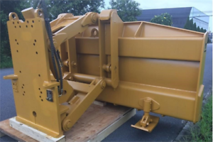 New Front Blade & Hyd Lift Group CAT Motor Grader 12H 140H 143H