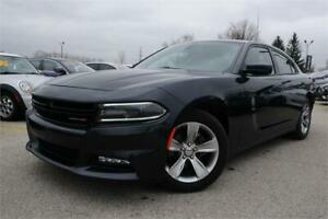 2018 Dodge Charger SXT Plus/ ONE OWNER/FACTORY WARRANTY