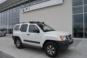 2013 Nissan XTERRA PRO-4X AWD 6sp (Production Ended)