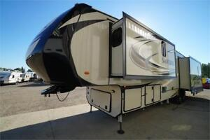 Sanibel 3851 4-season RV Trailer