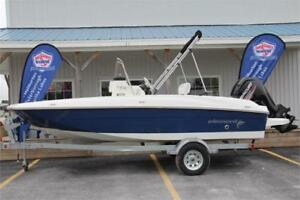 2019 Bayliner Element F18 Fish. IN-HOUSE FINANCING!
