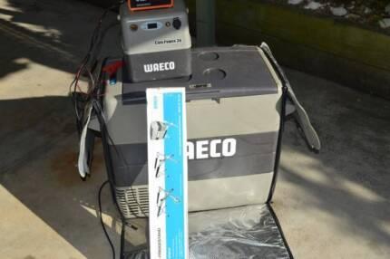 Waeco car fridge freezer 65CFX in good working order