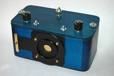 Vermeer  curved plane pinhole camera 6x17 cm