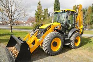 JCB 4CX SUPER 15 BACKHOE - 109 hp | Max. Dig Depth 20 ft 1 in
