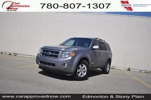 2008 Ford Escape Limited 4X4 *leather Sunroof 4WD*