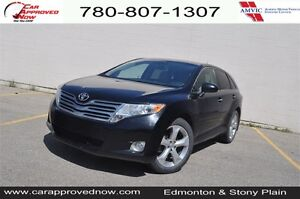 Toyota Venza Leather Loaded AWD