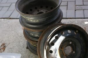 4 rims, Honda Accord 90-98