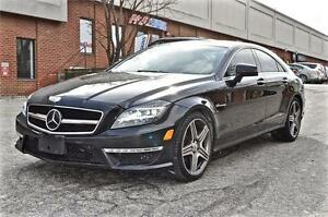 2013 Mercedes-Benz CLS-Class CLS63 AMG, DISTRONIC PLUS