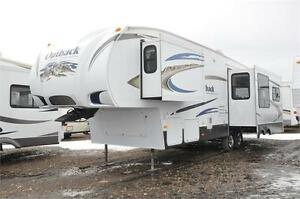 2011 Outback 321FRL by Keystone