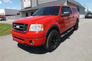 2008 Ford F-150 Crew cab FX4 Off Road 4x4