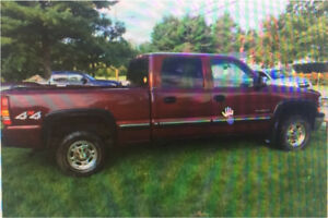 Looking for 2003+ GMC/CHEVY Sierra/Silverado 1500
