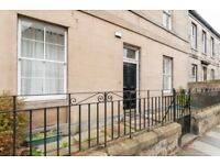 Extremely spacious 3 bedroom unfurnished, main door, NON-HMO flat in Newhaven available NOW