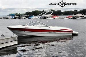 Maxum 1800 SR3 Bowrider with Wakeboard Towe