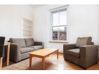 Neutrally decorated, 1 bedroom flat in central location near George Square available July 2018!