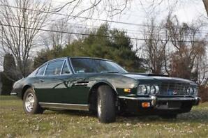 1971 Aston Martin DBS DBS V8