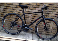Marin FairFax SC4/Hybrid Mountain Bike/Not Specialized Carrera/Cannondale Cboardman Pinnacle Trek