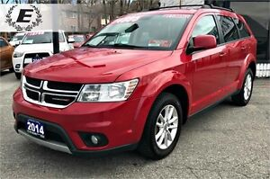 2014 DODGE JOURNEY SXT WITH BLUETOOTH
