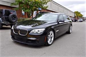 2013 BMW 7 Series 750Li xDrive, M SPORT PACKAGE, FULL OPTIONS