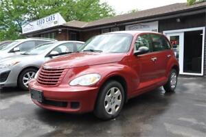 2008 Chrysler PT Cruiser LX Red