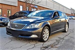 2009 Lexus LS 460, AWD, FULLY LOADED, NO ACCIDENT