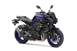 2018, YAMAHA LAVAL : MT 10, ABS, HYPER NAKED ( * LOCATION MOTO )