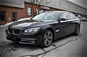 2013 BMW 7 Series 750Li xDrive, INDIVIDUAL EDITION, FULL OPTIONS