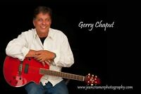 GERRY CHAPUT SOLO GUITAR SINGER VOCALIST MUSICIAN WEDDING MUSIC