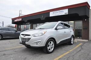 2012 Hyundai Tucson GLS Leather Nav One Owner No Accidents