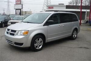 2010 Dodge Grand Caravan SE STOW N GO 7 PASS SAFETY INCL
