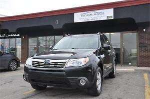 2010 SUBARU FORESTER RARE MANUAL TOURING ONE OWNER NO ACCIDENTS
