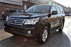 2011 Lexus GX 460 Ultra Premium, NAV, DVD, NO ACCIDENT
