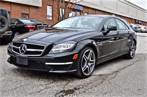 2012 Mercedes-Benz CLS-Class CLS63 AMG, DISTRONIC+, PERFORMANCE