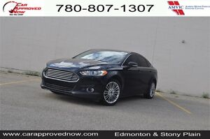 2013 Ford Fusion Leather Loaded Sunroof Navigation