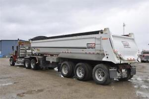 2015 Doepker End Dump Trailer