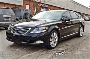 2008 Lexus LS 600h L, AWD, NO ACCIDENT, REAR ADJUSTABLE SEATS