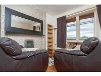 Fantastic 1 bedroom plus box-room flat in Leith with fresh décor available NOW - NO FEES!