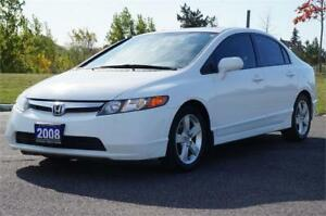 2008 Honda Civic EX-L Fully Loaded Leather / Sunroof No Accident