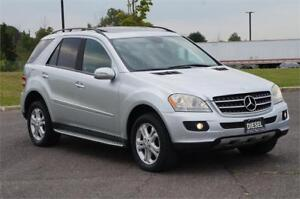 2008 Merceded-Benz M-Class ML 320 CDI *No Accident* Extra Clean
