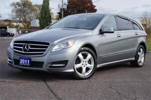 2011 Mercedes-Benz R-Class R350 BlueTEC 1-Owner No Accident