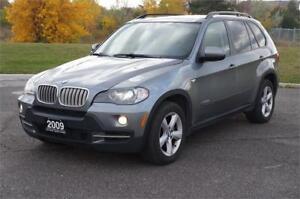 2009 BMW X5 35d Rear DVD Mint!