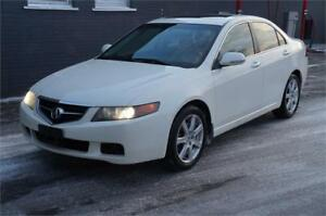 2004 Acura TSX Leather Sunroof Clean Car!