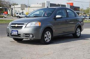 2009 Chevrolet Aveo LT Loaded Auto ~ SunRoof ~ Very Clean!!