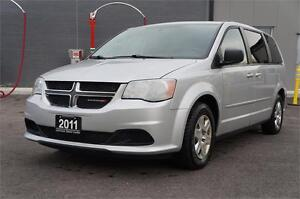 2011 Dodge Grand Caravan Crew Stow & Go Mint Condition!