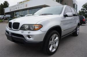 2006 BMW X5 3.0i|EXCELLENT CONDITION|PANORAMIC|SERVICE RECORD